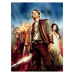 Legend of the Seeker. Размер: 30 х 40 см